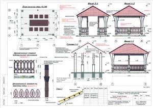 дизайн проект участка в Симферополе, Севастополе, Крыму, Ялте, Алуште